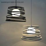 Dekorative helle moderne hängende Lampe für Innenbeleuchtung
