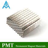 N48 de Magneet van de Ring van D7.6*D4.3*11.5 met Magnetisch Materiaal NdFeB
