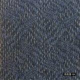 瀝青Back/Wの厚いNon-Woven布が付いているSisily-1/12ゲージの家のカーペットのループ山のジャカードカーペットのタイル