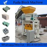 機械を作る小さく簡単で容易な操作のセメントの連結のブロック