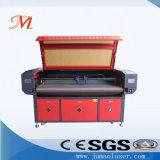 Auto-Voedt van de Besparing van arbeidskrachten Laser Scherpe Machine (JM-1810t-bij)