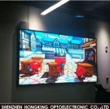 P4 HD de ecrã LED interior para o hotel (preto-LED)