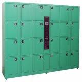 Cacifo eletrônico do armazenamento com fechamento seguro