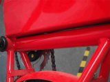 1: 1 Pasos de dientes eléctricos de bicicletas Disco Torque Sensor