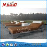 고품질 목 방석을%s 가진 옥외 직물 라운지용 의자