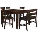 다방 바 고대 식당 가구 테이블 세트 (SR-07)