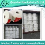 Qualität Airlaid Papier für ultradünne oder flaumige gesundheitliche Serviette mit niedrigstem Preis