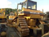 Используется Caterpillar D6h гусеничный бульдозер оригинал Cat D6h трактора