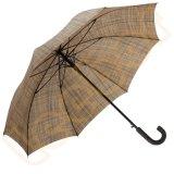 عادة رفاهية [إإكستر-لرج] مستقيمة طويلة مقبض مطر شهم مظلة
