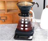 2017新しい到着のタイマー機能コーヒー電子スケール