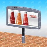 Estrutura Externa publicidade em Outdoor Galvanizado