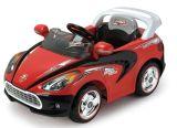 O passeio 2017 elétrico do carro a pilhas do bebê no carro caçoa o carro elétrico