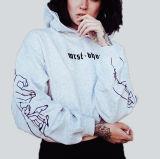 Женщин по индивидуальной Wholesales Pullover Sweatwear Hoodies
