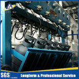 """Cylindre de gaz """"clés en main"""" de LPG de projet faisant la machine"""