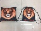 Serviette de plage serviette Set (bech +sac) tuer Lion