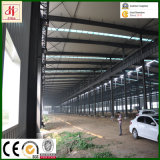 Diseño de la estructura de acero de la fábrica China Fabricante de edificios de almacenes de acero