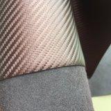 Кожаный чехол из микроволокна углерода для автомобильных сидений