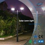 Fácil instalación solar jardín al aire libre de las luces de Iluminación exterior Iluminación paisaje Solar