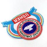 Etiquetas bordadas costume para uniformes