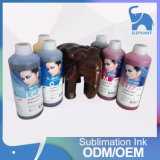 Tinta de calidad superior de la sublimación de los materiales de la importación de Corea para Mutoh