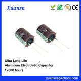 10UF 400V Elektrolytische Condensator de Met lange levensuur van de hoogspanning