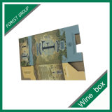 2 Satz-Papier-gewölbter Verpackungs-Beutel (FP6063)