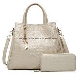 Grand sac de bourse de /Hand de sac d'emballage d'achats de sac d'emballage traditionnel de dames