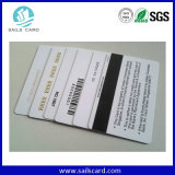 Cr80 Tamaño estándar de PVC de miembros de la tarjeta de código de barras