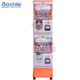 Whosaleのアーケードの硬貨によって作動させるおもちゃのカプセルの自動販売機