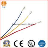 Conetar o fio e o cabo dentro e fora da máquina e do equipamento