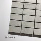 建築材料の陶磁器の床タイルのモザイク300X300mm (BR01)