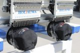 DIY 기계 2 헤드 컴퓨터 행복한 자수 기계 중국 최신 판매 공장에 의하여 전산화되는 모자 또는 t-셔츠 /Towel