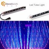 1.5M 21,6W DC15V 128 PCS SMD LED RGB 24 Pixel RGB Luzes do tubo de Natal