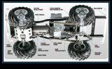 1 : 10 Transmission quatre roues motrices Camionnette RC Voiture d'escalade de Simulation
