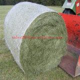 農業および家畜飼料のベールネットの覆いを使用しなさい