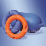 Asiento de seguridad de plástico, Tambor de química, el cuerpo haciendo que la máquina de moldeo por soplado