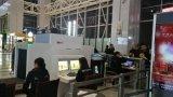 100100d verdoppeln Ansicht-Flughafen-Röntgenstrahl-Sicherheits-Scannen-Inspektion-Scanner-Screening-Scannen-Maschine mit zwei Generatoren, Spitze-Funktion und explosivem Befund