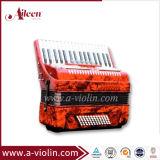 La clave de 34 a 60 bass Piano Acordeón Acordeón/clave (K3460B)