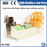 Tagliatrice calda della micro del calcolatore cinghia di nylon da tavolino automatica della tessitura
