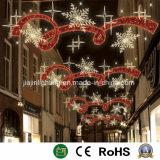 LED-Weihnachtslicht für Straßen-Dekoration