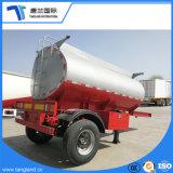 バルク半半食用油のタンカーのトレーラーの石油貯蔵のタンク車の燃料タンクのトレーラー