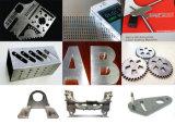 安いファイバーレーザーの打抜き機またはファイバーレーザーの金属の切断Machine/CNCのカッター(望まれるエージェント)