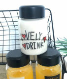 Heißer Verkauf gedichtete Flaschen-Arbeitsweg-bewegliche Pot-Bellied Flasche