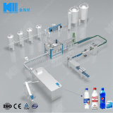 Frasco de vidro / Pet de refrigerantes bebida fria máquina de enchimento