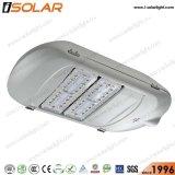 Certificado CE de doble lámpara LED 30W de luz solar calle