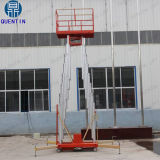 Aerial Workのための熱いSales Portable Electric Aluminum Lifter