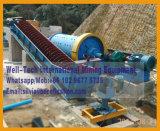 Arena Arena Molino de rodillos de impacto que la espiral de la máquina lavadora de arena