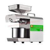 熱く、冷たい多機能のピーナッツ油の出版物機械