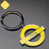 Os fabricantes da China Esmalte Personalizado Chaveiro de metal do logotipo do telefone