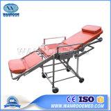 Ea-3D1 Brancard van de Overdracht van de Ziekenwagen van de Legering van het Aluminium van de Noodsituatie van het ziekenhuis de Geduldige